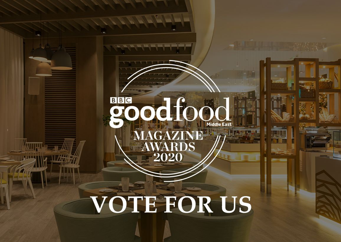 Best Fine Dining Brunch Brasserie BBC Good Food Middle East Awards